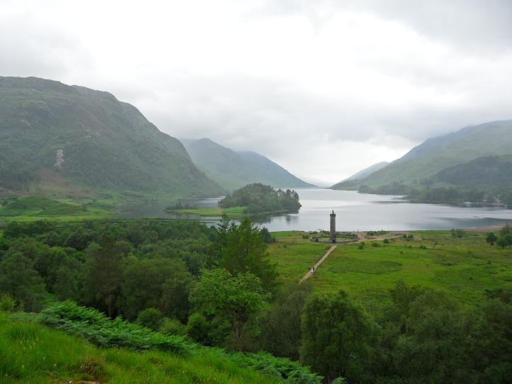 Gemaakt tijdens onze vakantie in Schotland (2013), Loch Shiel